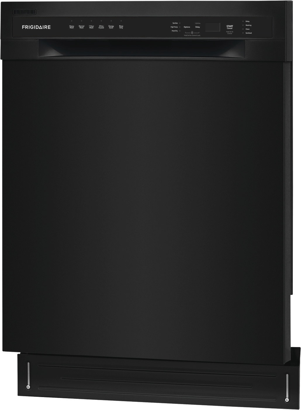 "24"" Built-In Dishwasher Black FFBD2420UB"